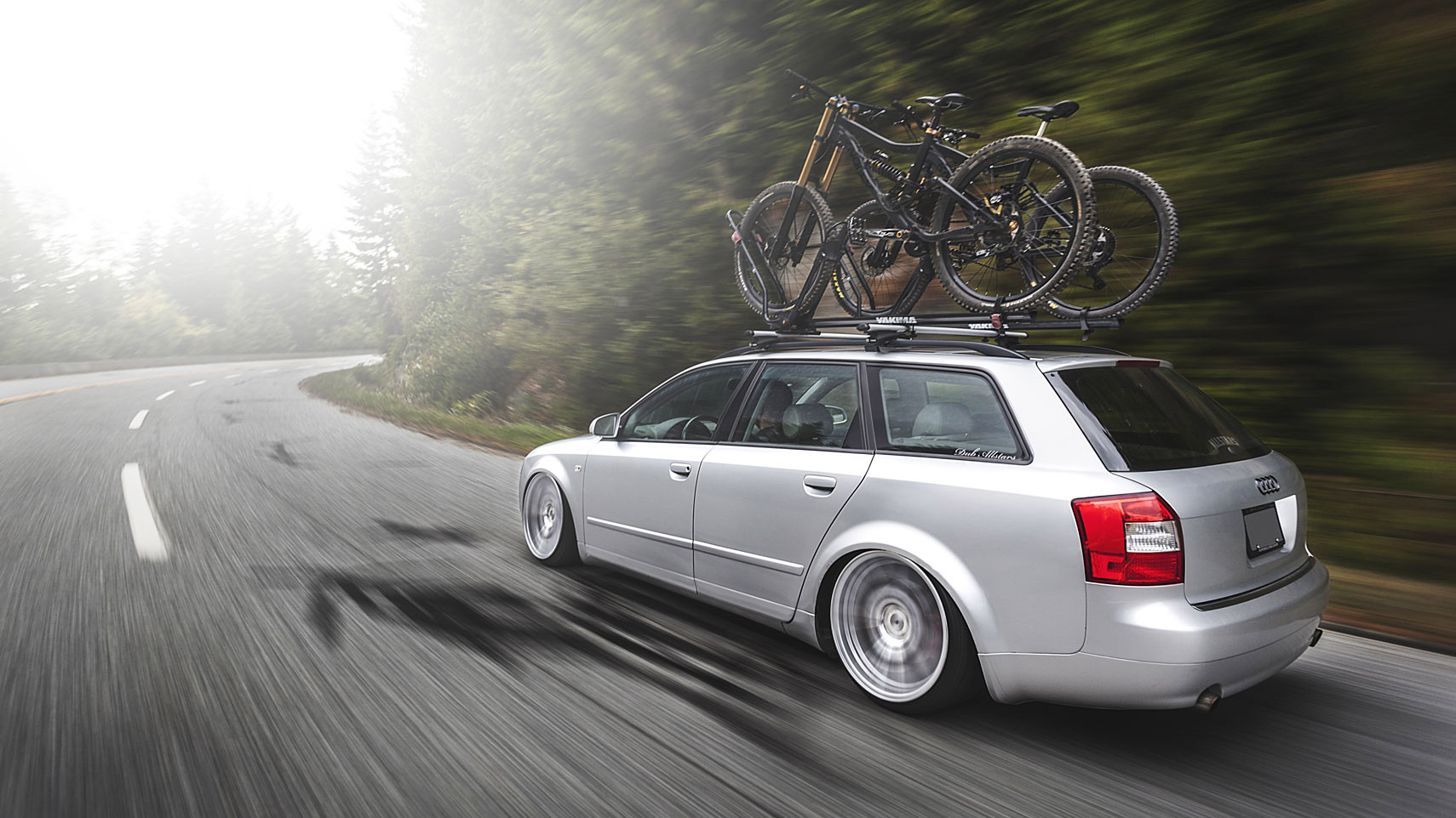 Audi B6 A4 Avant - Vancouver Automotive Car Photographer Jason Manchester